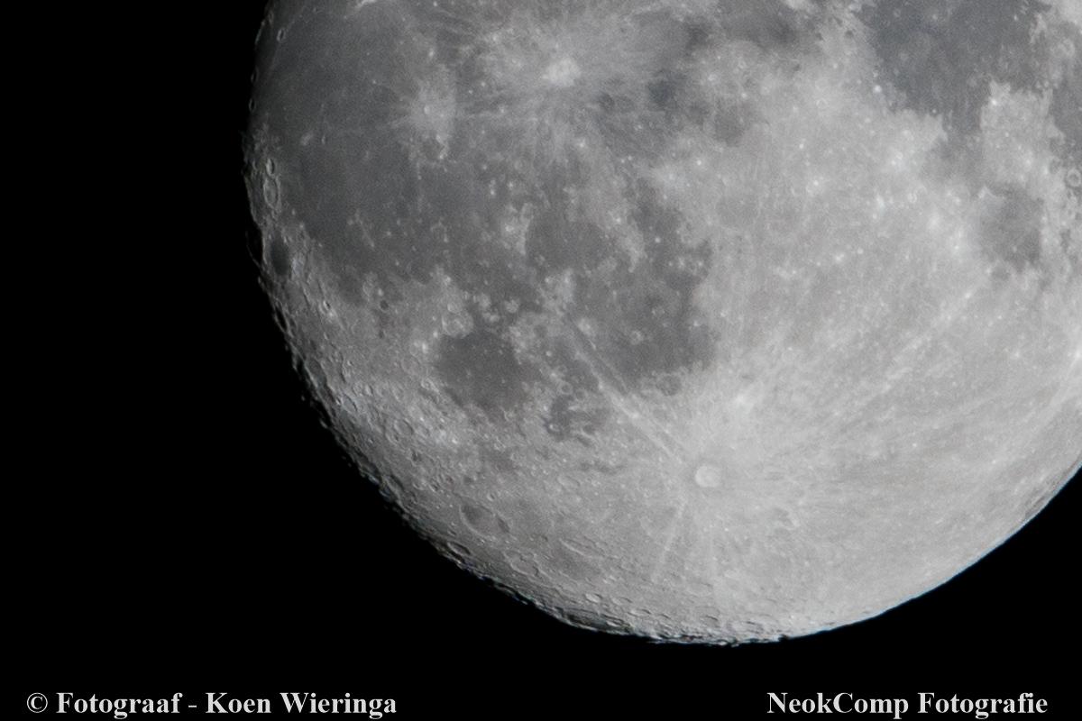 (Bijna) Volle maan