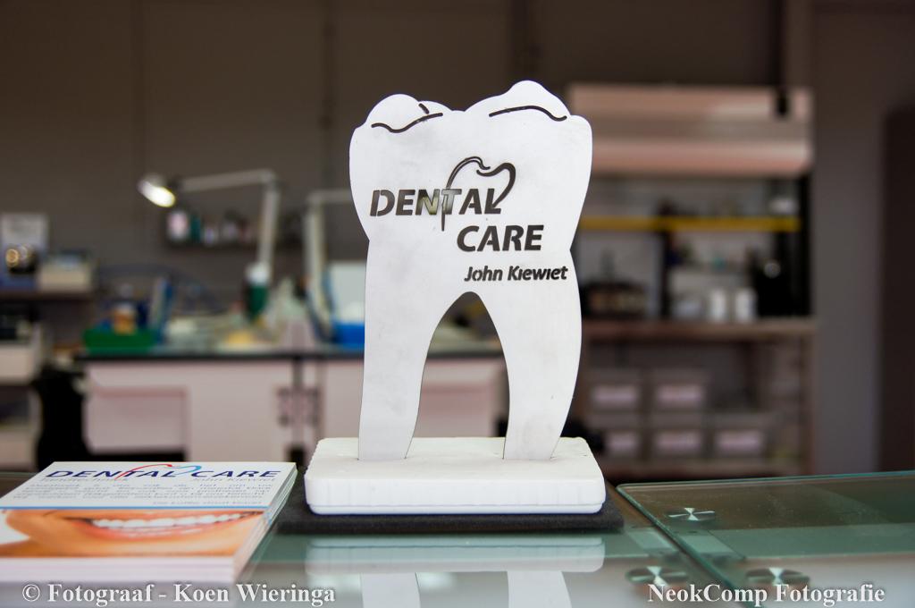 Bedrijfsreportage verzorgd voor Dental Care Tandtechniek in Groningen