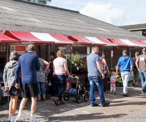 Roden, Open Dag Blakervelderhoeve met streekproductenmarkt.
