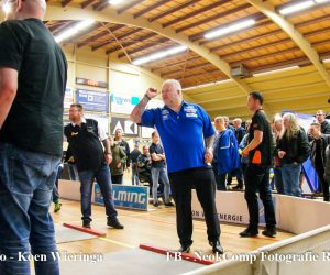 Darts – 1e Open Rodenburg, met diverse BDO-toppers, groot succes!!