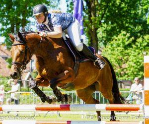 Concours Hippique Jaarbeursterrein Roden – Topsport en gezelligheid troef.