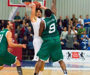 Donar wint in Leek (Topsporthal) van Le Portel met 77-72 – Basketbal Europe Cup