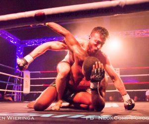 Norg, Rake Klappen bij Kickboxevent The Warriors Part 6.