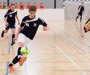 Roden, Boardingtoernooi in Sportcentrum de Hullen: Middagprogramma A-jeugd.