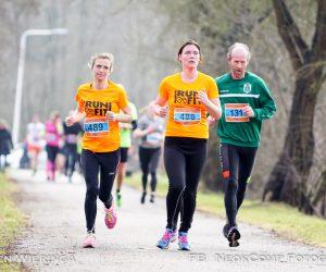 35e Halve Marathon van Haren, met 1500 deelnemers, weer groot succes.