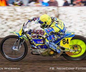 Vries, Grasbaan raceweekend, Perfecte opening van het seizoen!