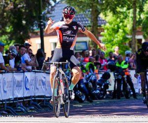Peize, 1e etappe Amysoft wielermeerdaage en loopfietsrace voor kids 2-4 jaar
