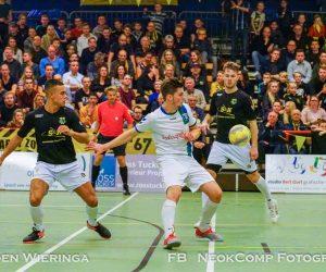 Leekster Voetbalgala halve- en finale A-toernooi en Finale dames Talenten Nieuw Roden-EKC