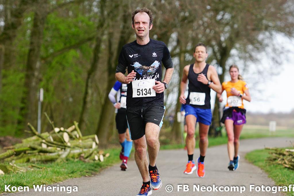 Leekster Lenteloop 2019, 10 km en 1/2 marathon