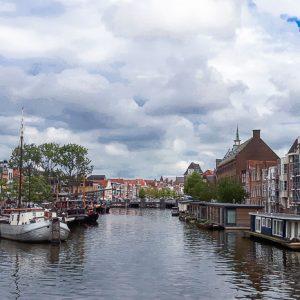 2019-06-15 Familiedag (neef, nichten en wat daar weer bij hoort) in Leiden.