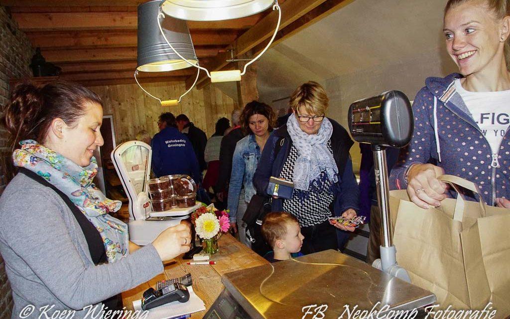 2019-09-07 Blakervelderhoeve opent deuren op Schoolbrink 8 in Langelo.