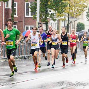 2019-10-13 De 4 Mijl van Groningen: 18.000 deelnemers rennen van Haren naar Groningen