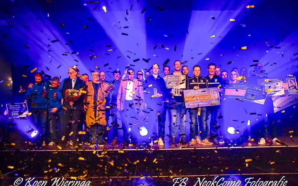 2020-01-25 Fotoverslag van een geweldig Sportgala Noordenveld in de Pompstee in Roden