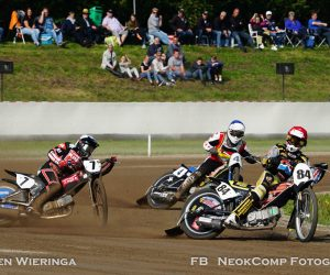 Speedway: FIM Team Long Track World Championship – Nederland 3e plaats.