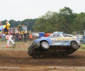 't Gas ging los bij de 2e Eelder autocross. (19-08-2018)