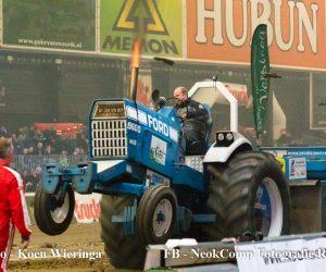 Truck- &Tractorpulling TT-Hal Assen, zaterdag 4 maart 2017