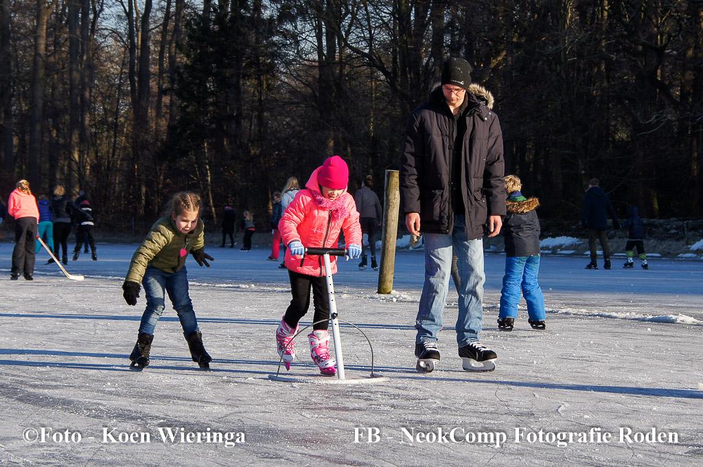 Sfeervol schaatsen in Roden, Roderesch/Alteveer (RAS) en Langelo.
