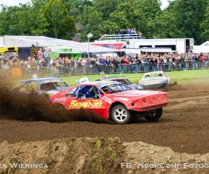Autocross Eelde: Gas d'r op en raggen maar….!!!