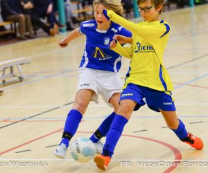 Er is weer afgetrapt voor het Zaalvoetbaltoernooi Noordenveldcup 2018-2019.